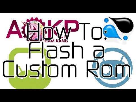 How to Flash a Custom ROM – Android Basics 101