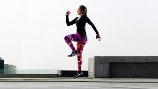 Nike+ Training Club - فاطمة النبهاني