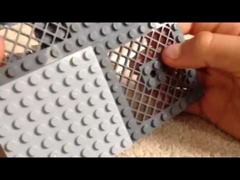 How to make a WWE ring out of Lego
