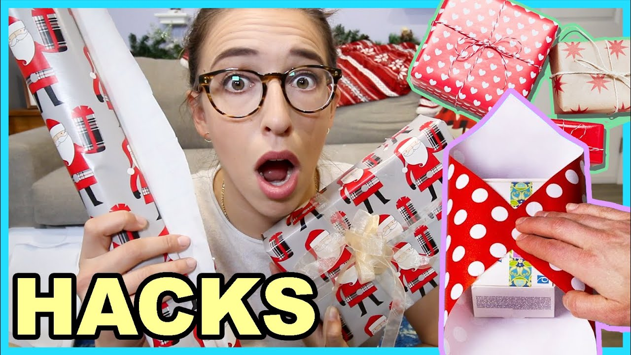 Present Wrapping Hacks!