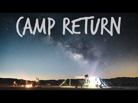 Desert Rave 💃🏼🔥🏜🌵 | Camp Return | Joshua Tree Park | VLOG#15 (english subtitles)