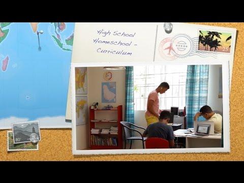 High School Homeschool - Our Curriculum Choices