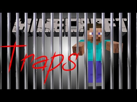 3 Great Minecraft Traps for Survival Mode, Adventure Mode Players or Mobs!