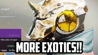 NEW EXOTICS!! DESTINY 2 Gameplay Walkthrough Part 24 - ENDGAME (PS4 PRO 60FPS)