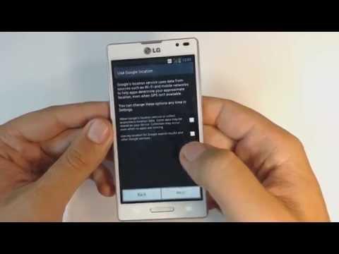 hard reset LG OPTIMUS L7 P705 - Handphone Lg E612