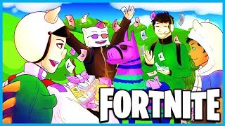*NEW* LOOT LLAMAS and C4 in Fortnite: Battle Royale! (Fortnite Funny Moments & RAGE)