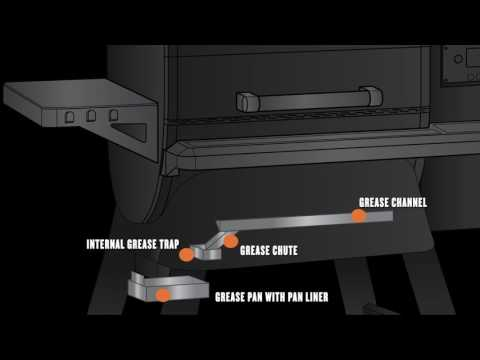 Timberline Maintenance: Creosote and Grease Removal | Traeger Grills