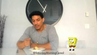 My roommate SpongeBob SquarePants