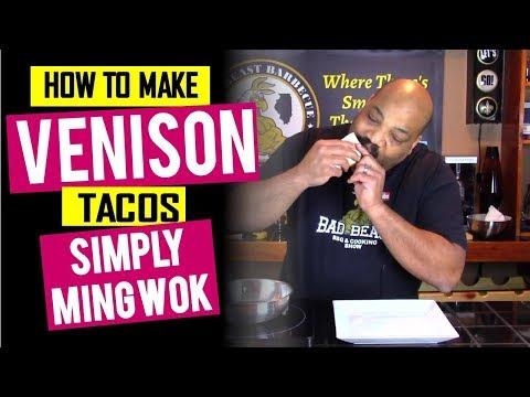 How to make Venison Tacos