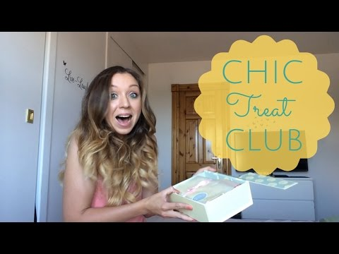 Chic Treat Club Unboxing | July 2014