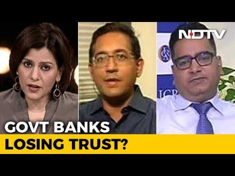 The Big Scams: Have Government Banks Lost Trust?
