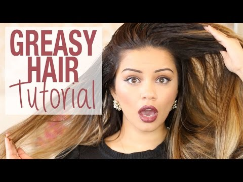Tutorial | QUICK + EASY 5 Greasy Hair Tutorials | Kaushal Beauty