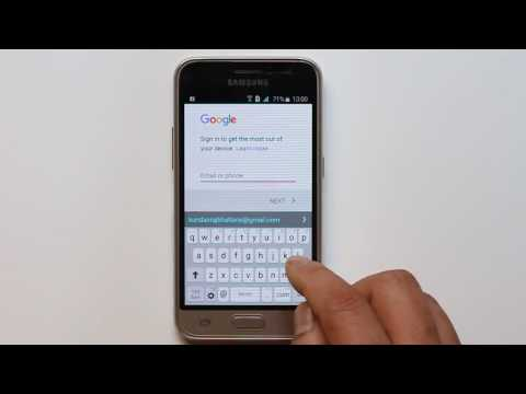 How to remove google account from android and use another one