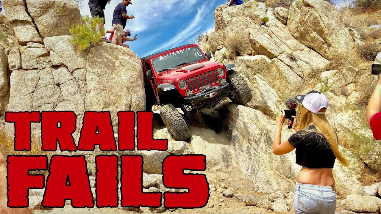 OUR WORST TRAIL FAILS!! Also, Is TrailRecon Getting a HEMI?!