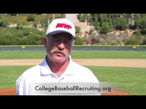 College Baseball Recruiting - What Do College Baseball Coaches Look For?