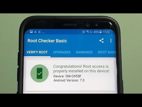 How to ROOT Samsung Galaxy S8 & S8+ Simple Way