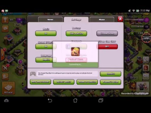 How To Change Google Account Username/Gamer ID (Android Devices) (2016)