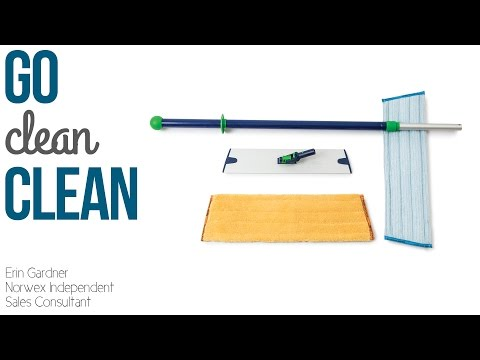Using your Norwex Mop!