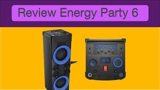 Review Energy Party 6