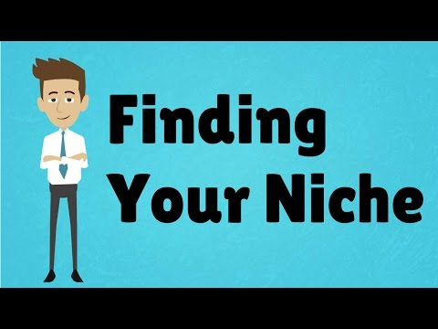 Business Ideas: Finding Your Niche