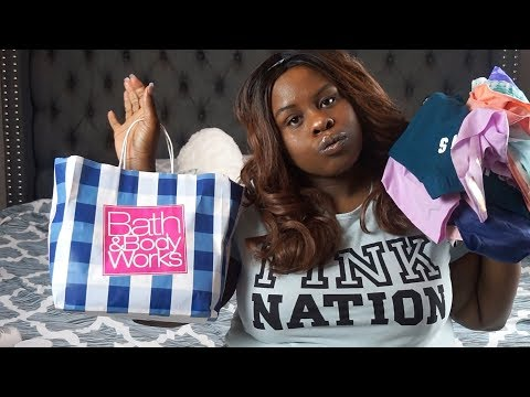 Victoria's Secret PINK & Bath & Body Works Haul June 2018