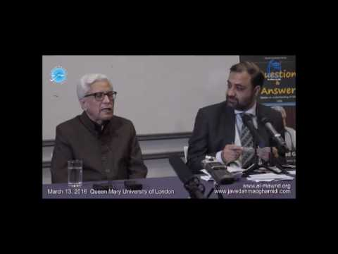 Who are the Houirs (Hoor)   Javed Ahmad Ghamidi