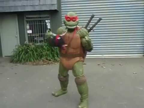 Ultimate Ninja Turtle Costume