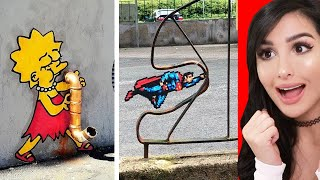 Street Art That Is On Another Level