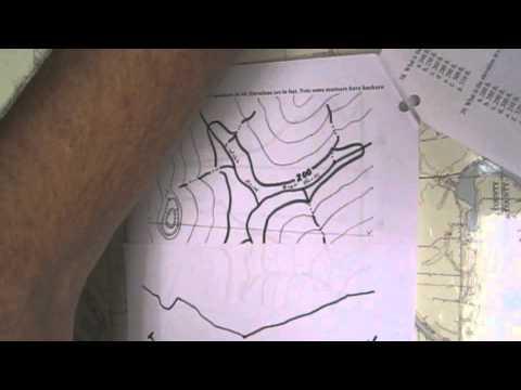 Determining the Topographic Profile (2)
