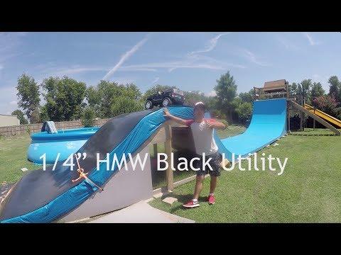 How to Build a DIY Resi Ramp BMX