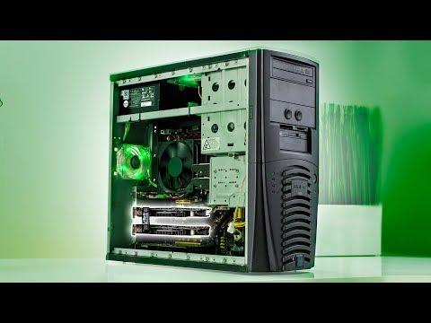 nVidia's FIRST SLI Gaming Setup! - RECONSTRUCTED