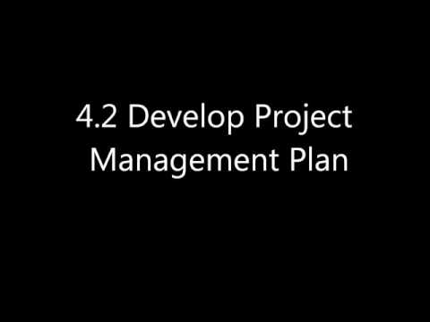 4.2 Develop Project Management Plan - ITTO Memorization Video