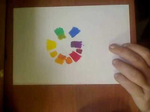 Color-Mixing-In-Oil-Pastels.wmv