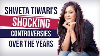 Shweta Tiwari's controversial moments of all time | Pinkvilla | Bollywood