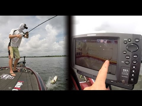 Fishing the Flutter Spoon for Bass Offshore