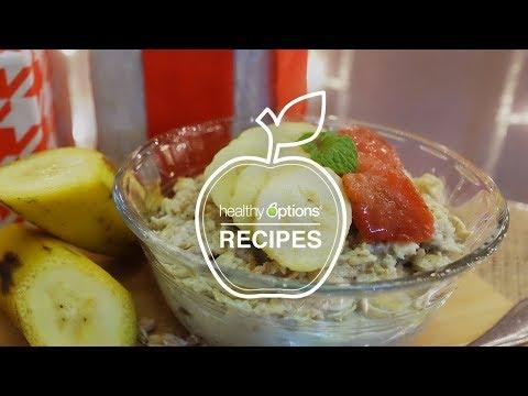 Berry Muesli Breakfast Bowl