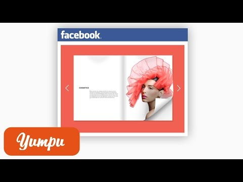 How to share a PDF on Facebook with the Yumpu Facebook Embed
