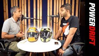 Picking the right helmet : Episode 2 : The PowerDrift Podcast