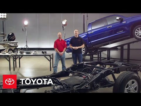 2014 Tundra: Tundra Design: Powertrain & Fuel Economy | Toyota