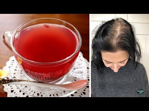 Health Benefits of Pomegranate Peel Tea for Skin Care and Hair Loss Prevention