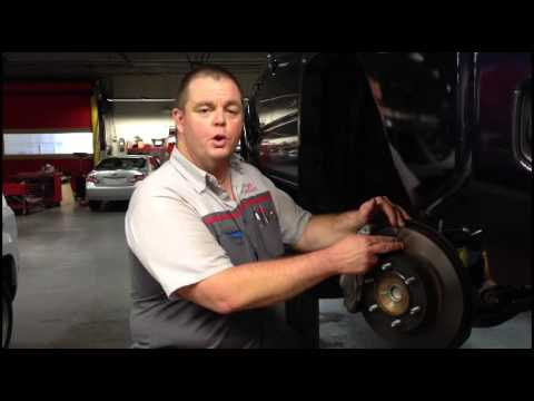 Rick Kearney: What that Squealing Brake Sound Means