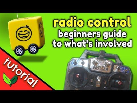 Radio Control 101 - RC Beginners Guide TUTORIAL by VegOilGuy