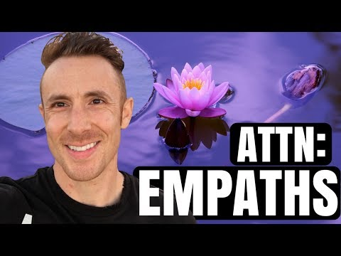 How To Stop Absorbing Other People's Energy - (For Empaths)
