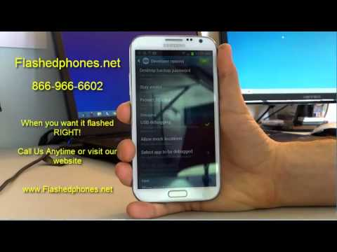 Voice mail Notification on Flashed Phones   FLASHEDPHONES.NET    239-451-9329