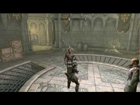 Skyrim Dawnguard Tips - How to get to Fort Dawnguard