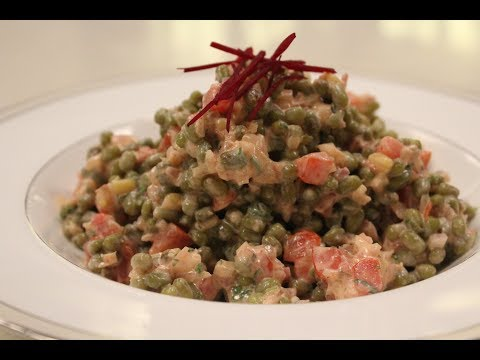 Moong Ki Chaat | Healthy Recipes | Sanjeev Kapoor Khazana