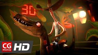 "CGI Animated Short Film ""Rodeor Short Film"" by Thibaut Wambre"
