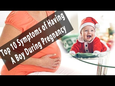 Top 10 Symptoms of Having A Boy During Pregnancy 👍👍
