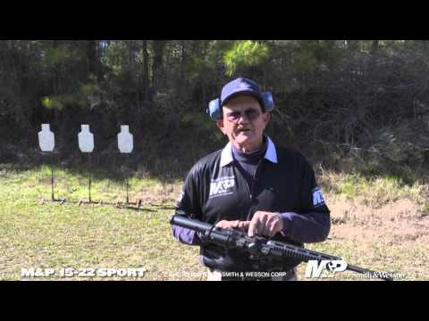 M&P15-22 SPORT with Jerry Miculek