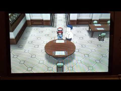 Pokemon X and Y Walkthrough Part 13 - Tour of Lumiose City, Restaurant Le Nah and Evolution
